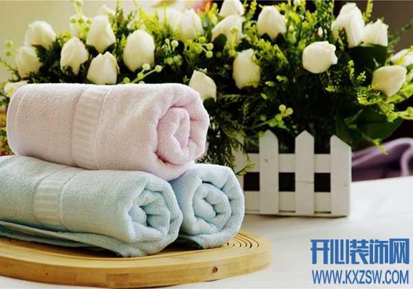 洗脸毛巾长霉点了,怎么清洗能去除呢,毛巾清洁小妙招分享