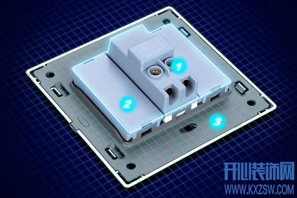 开关插座的安装方法有哪些,房间内开关插座如何布置和安装