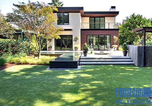 露天院子适合铺什么砖?一楼的小院子用什么材料砖铺地面