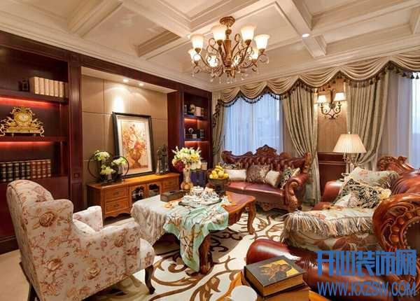 雍容与华贵,让你演绎别样的美式风格家居