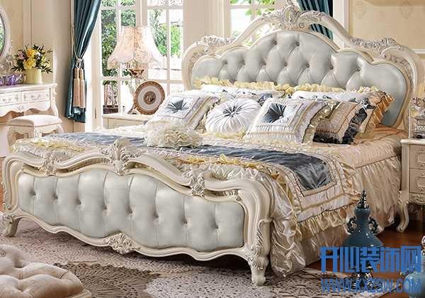 享受卧室皮艺的奢华与珍贵,莎伦诗畅享欧式卧寝的魅力