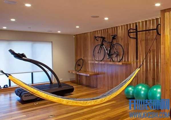 家庭健身房怎么设计?小户型也能有个迷你健身空间