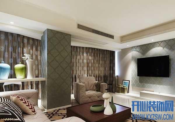 简约客厅空间主题系列之一:低调多彩混搭