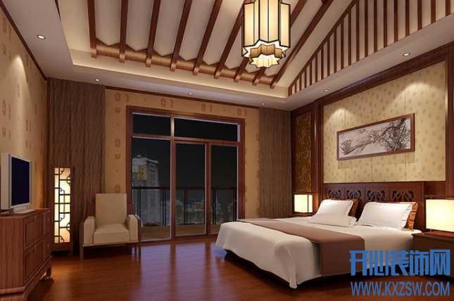 中式家装潮流空间之中式卧室装饰,几招轻松搞定中式卧室装饰