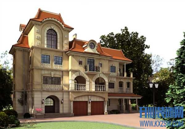精致欧式别墅设计说明,带你领略欧式贵族生活