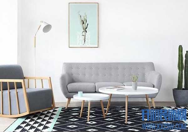 当新房遇见宜家装修风格,家的纯净气质瞬间呈现