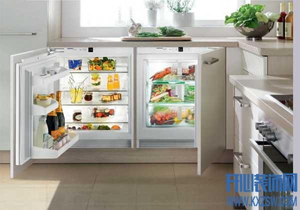 新型模式的厨房电器,嵌入式冰箱带来的优缺点