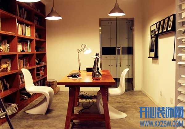 宜家风格书房设计理念,当书房邂逅宜家风格装修