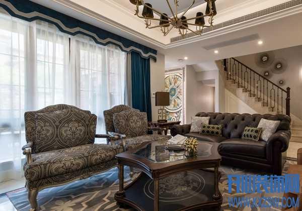 家装风格怎么选?看看这些西方经典装修吧,给新房找找灵感