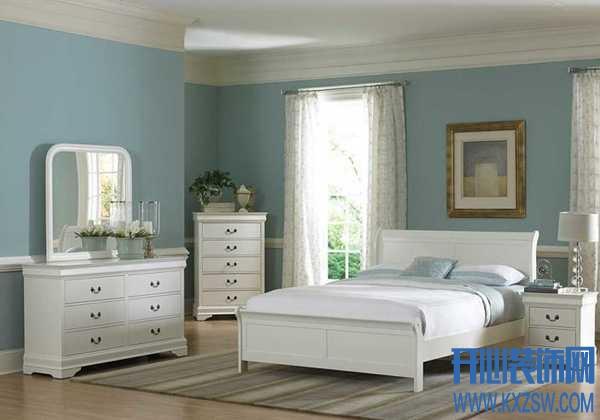 卧室家具摆放效果图,告诉你需注意的家具摆放风水