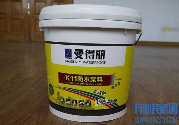 k11防水涂料是什么?应该怎么使用?它跟JS防水涂料有什么区别