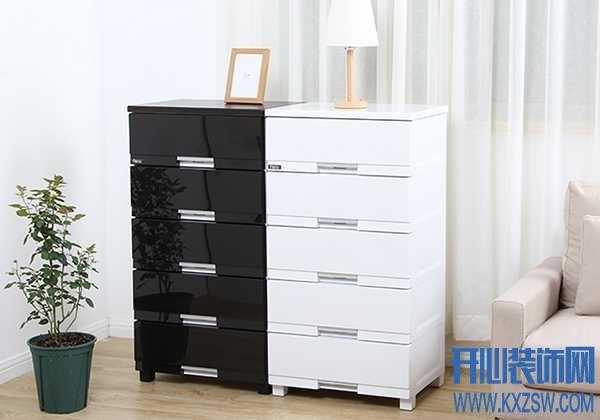 兼具收纳和装饰,它才是打开创意储物柜的正确方式