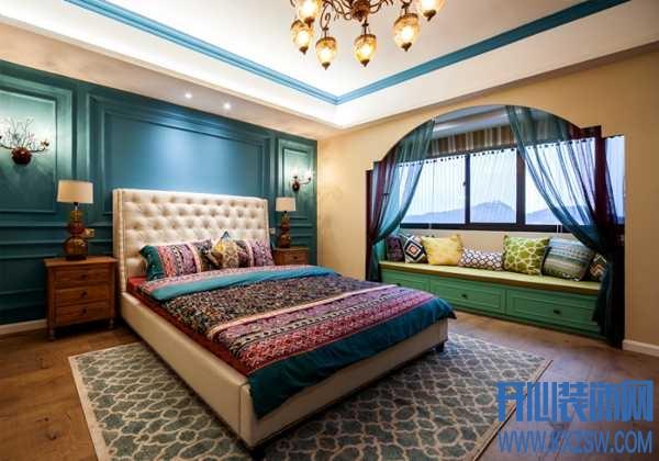 列举一些卧室设计一碰就倒霉的色彩,看看你中招了没