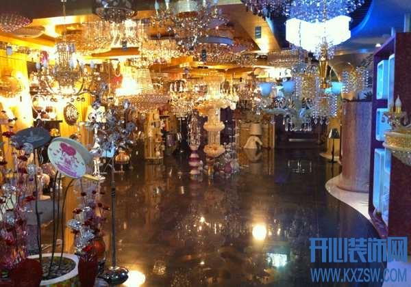 西宁灯饰城有哪些品牌?西宁灯具市场位于哪个位置