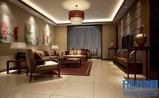 中式家居人文魅力系列之传统客厅彰显历史文化