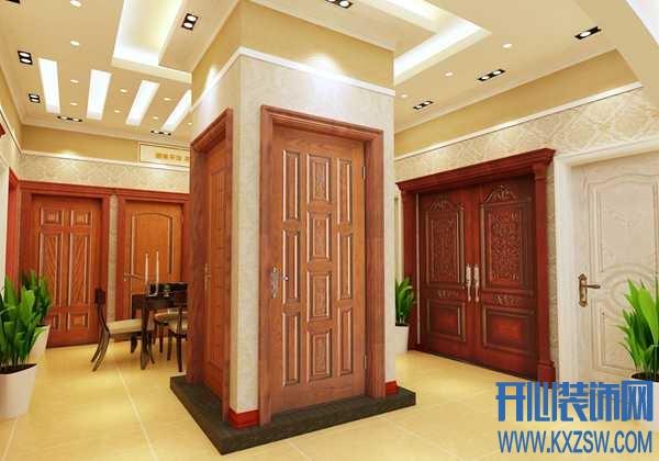 木门验收标准需知晓,门套门扇方方面面谨慎规范