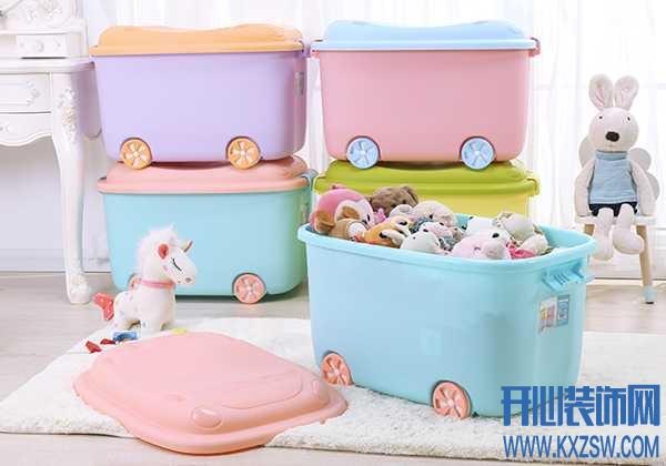 收纳箱常规尺寸分为几种?根据收纳箱容量置放衣物