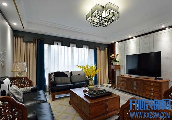 中式风格装修技巧有哪些?卧室、客厅、书房的不同设计方案分析