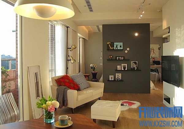 偏安一隅的小户型,精致又随性的家具搭配