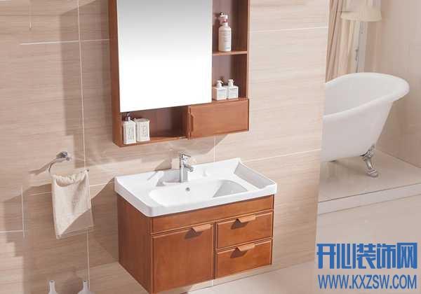 当橡木制成浴室柜,克丽菲儿卫浴演绎不一样的卫浴空间