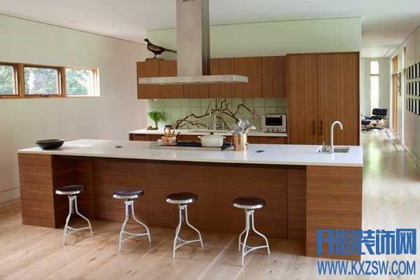 厨房吧台设计不可随意,必遵循的厨房吧台风水