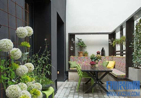 城市里的花农,从热爱出发,阳台小空间也艺术感满满