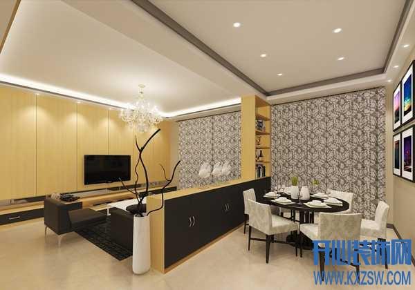 客厅风水巧隔离,客厅隔断风水的打造方式