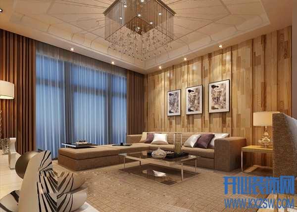 简约的家具元素运用,轻松打造低奢型现代简约居室