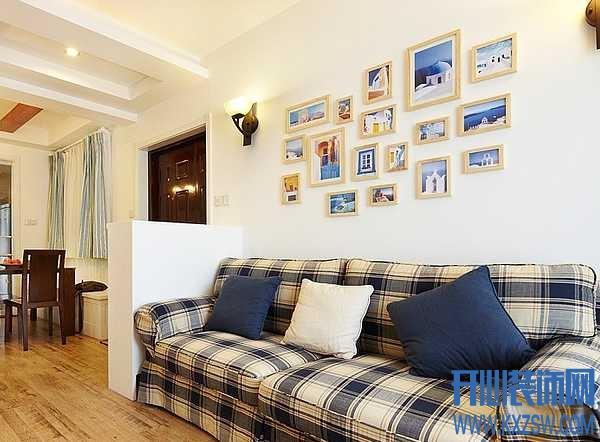 不容错过的客厅照片墙风水分享,打造温情派的家居生活