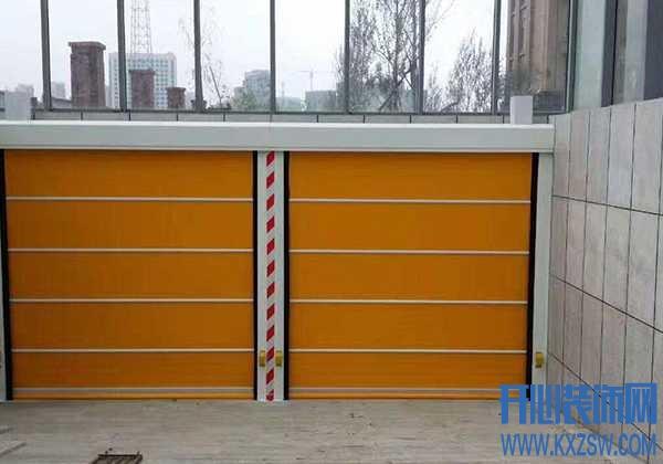 别人家的车库都装快速卷帘门,它的实用性到底高不高?快速卷帘门的特点有哪些?