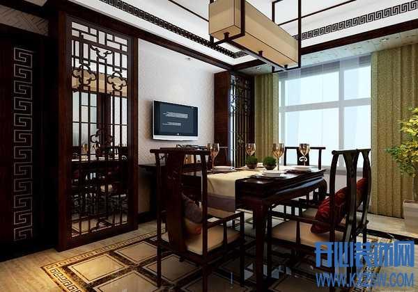 中式餐厅设计搭配,如何打造最完美的中式餐厅