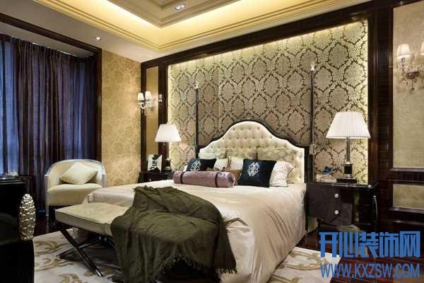 新古典卧室家具搭配大全,营造怀旧古典的卧室家装饰效果