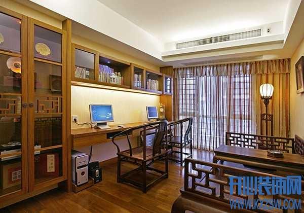 家用书桌的尺寸标准有哪些,那种材料的书桌最实用?书房实木书桌的选购技巧