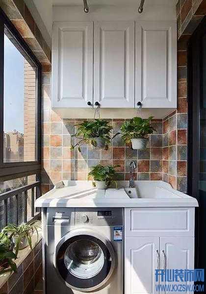 阳台内墙要不要贴瓷砖?只需要根据以下几点就可以决定