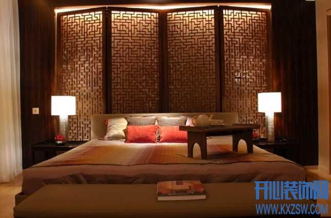 中式家装潮流空间之中式卧室灯具,明亮的中式卧室从灯具开始