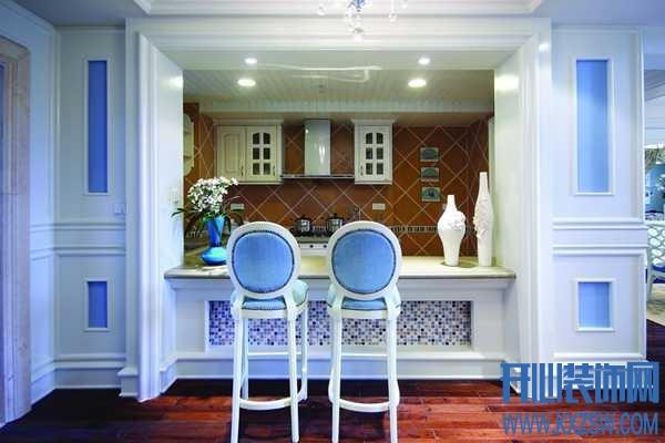 主妇们梦想的厨房装修风格之纯净唯美的地中海厨房