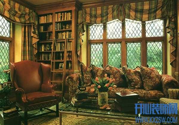 聚焦美式乡村家具风格特点,感受最接近大自然的家装魅力