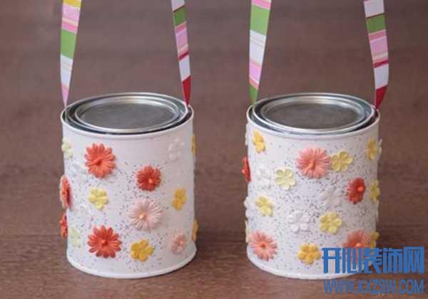 原来奶粉罐才是家居神器,用空罐子可以做成哪些事?了解一下