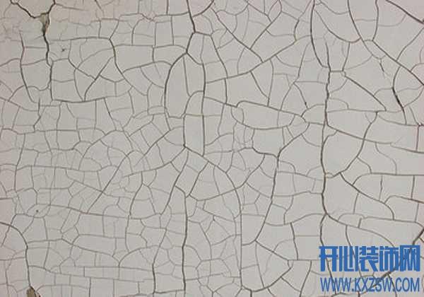 墙面裂纹影响家装样貌,修补方法让完美主义者无话可说