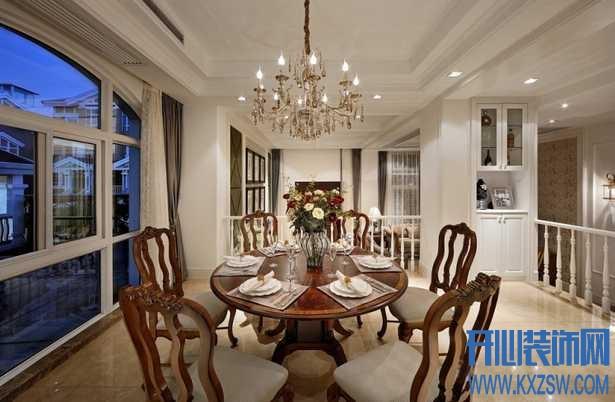 欧式家装篇之欧式风格餐厅灯具,好灯具照亮您的欧式风格餐厅