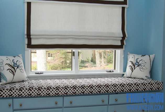 感受地中海风情,盘点那些地中海风格飘窗设计