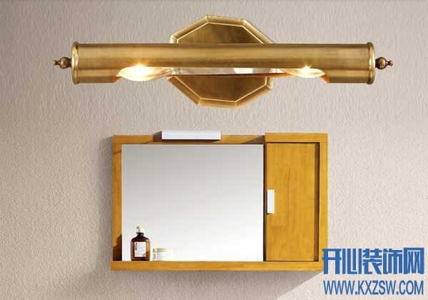 月影凯顿家居旗舰店内的镜前灯和壁灯价格贵不贵
