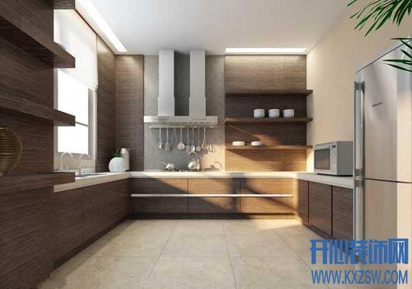 超详细的现代简约厨房设计说明,回归无压力的厨房小生活