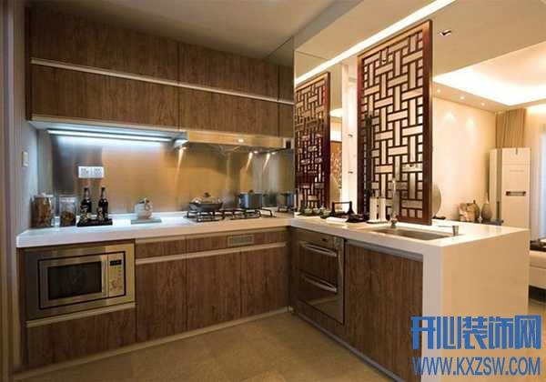 推陈出新——现代中式厨房装修的典雅与从容