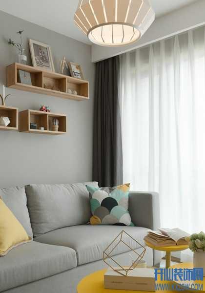 最喜欢和朋友入住在这样的极简公寓里,于繁忙中,重拾安静