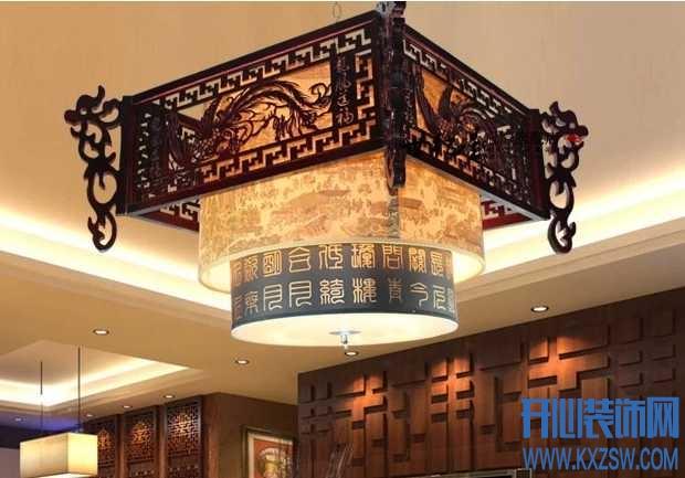 中式风格吊灯样式,中式装修风格应该搭配怎样的灯饰
