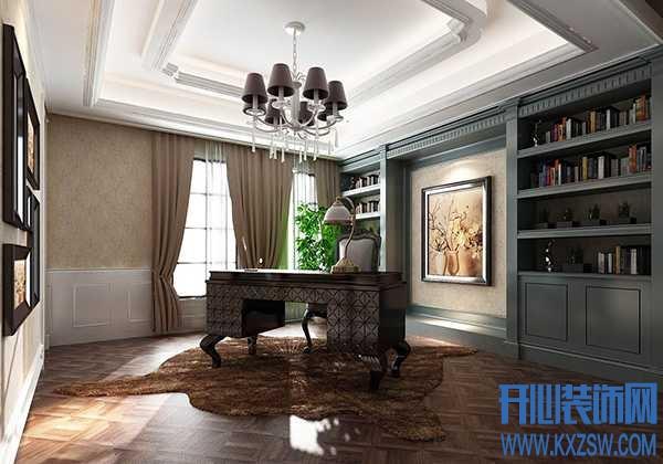 法式别墅设计典范,豪宅里的浪漫独处