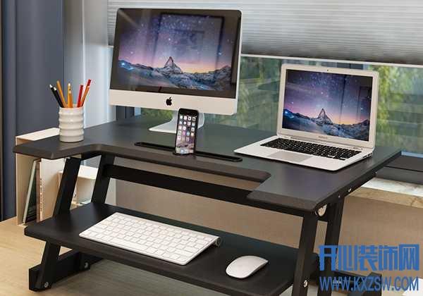 长期久坐工作者的福音——升降办公桌,让办公姿势更自由