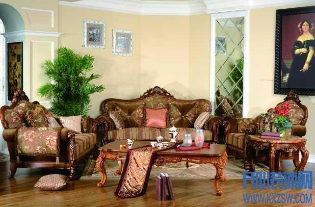 欧式风格家具特点概要,新手如何一眼辨别欧式风格家具