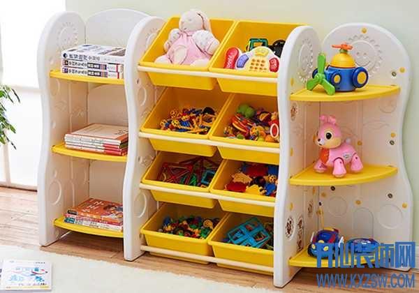玩具收纳架——解决每一个妈妈的头疼问题